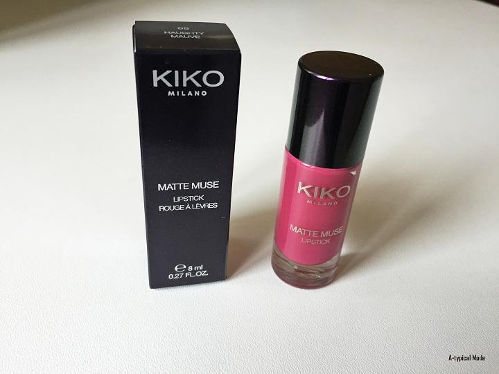 rossetto matte muse lipstick 05 haughty mauve