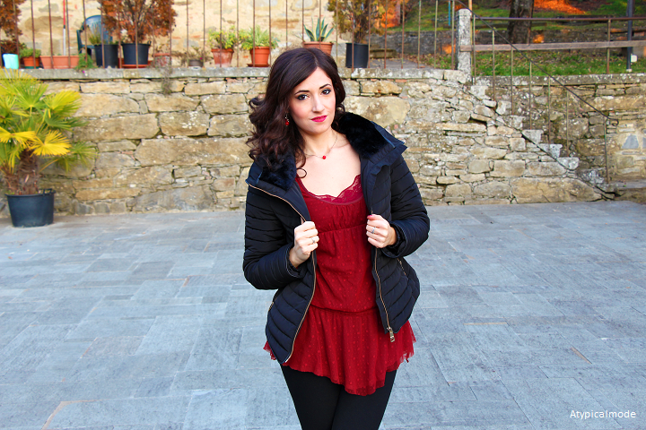 outfit color marsala, come abbinare il color marsala