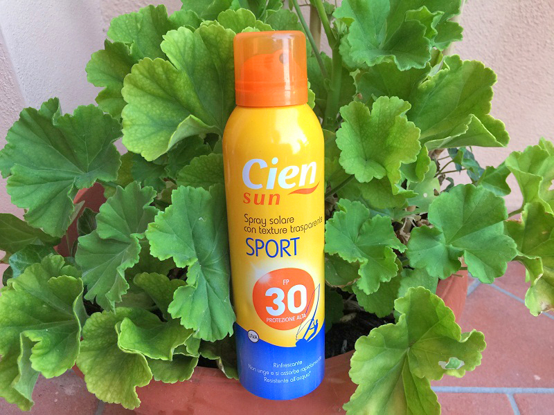 solari Cien Sun Lidil spray sport fp 30