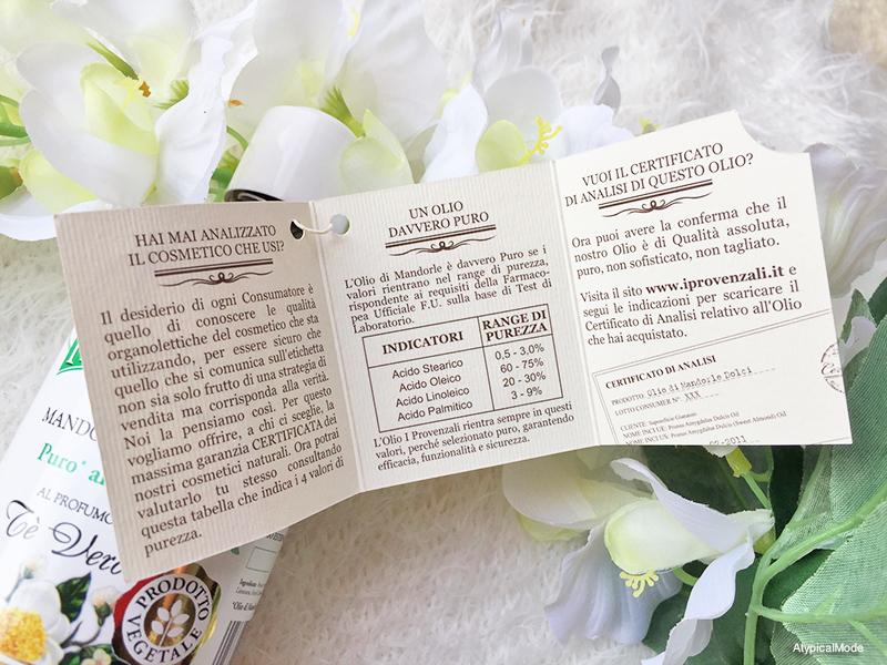 i provenzali confezione regalo mandorle profumate