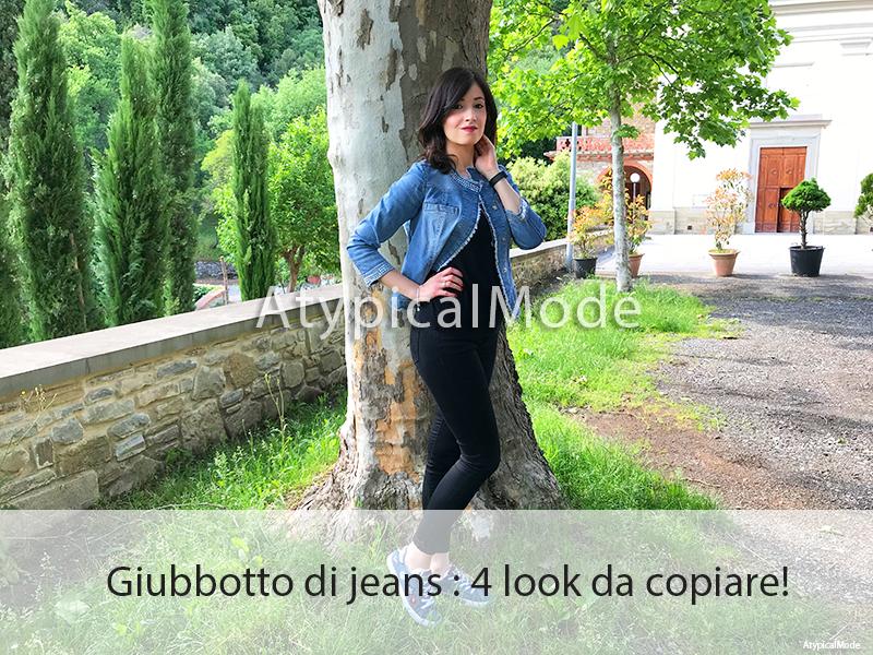 giubbotto di jeans giacca di jeans