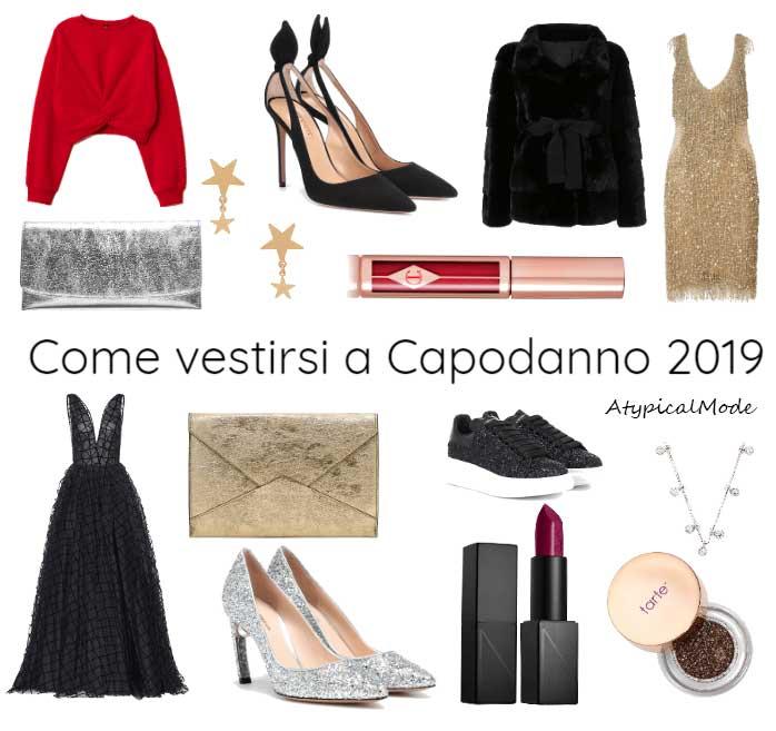 Come vestirsi a capodanno 2019 copertina