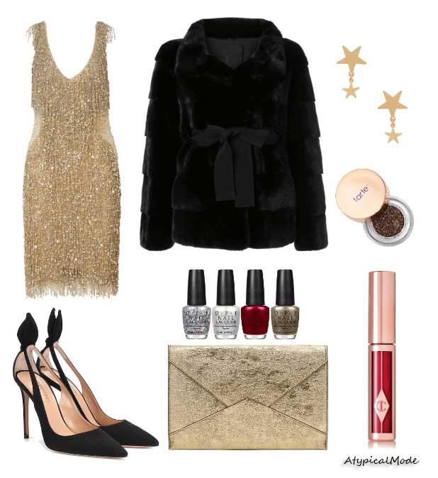 come vestirsi a capodanno 2019 gold discoteca