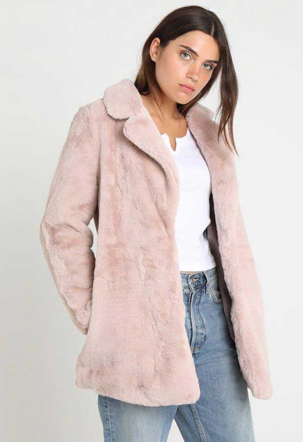 saldi invernali online cappotto teddy bear
