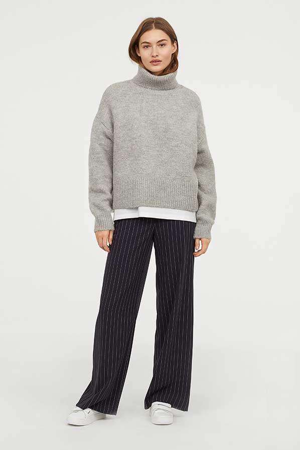 saldi invernali online maxi pullover