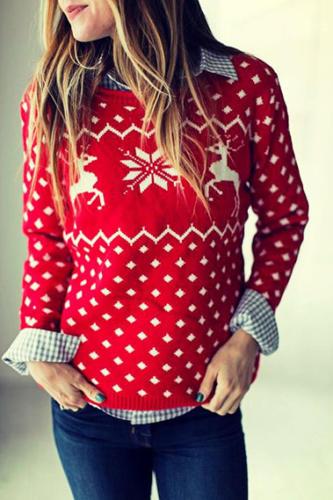 outfit natalizio