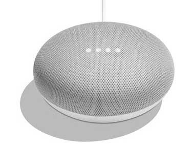 pensierini natalizi per le amiche google home mini